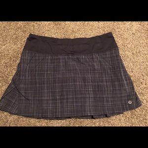 Lululemon Skirt Size 6 Tall